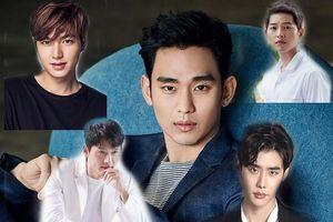 Lộ giá cát-xê tiền tỷ của loạt nam thần Hàn Quốc, Kim Soo Hyun bất ngờ đứng đầu tiên