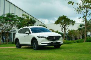 Mazda Việt Nam gây sốc, giảm 200 triệu đồng cho mẫu CX-8