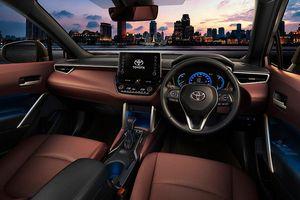 Khởi diểm 730 triệu tại Thái Lan, về đến Việt Nam Toyota Corolla Cross có giá bao nhiêu?