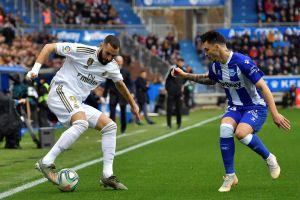 Real Madrid vs Alaves: Tiến gần ngôi vương