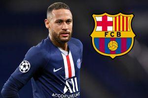 MU đàm phán Dembele, Barca mua lại Neymar
