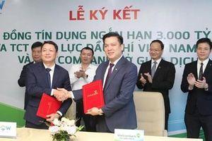 Vietcombank Sở giao dịch và PV Power ký hợp đồng tín dụng 3.000 tỷ đồng