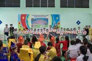 Năm học đầu tiên của trường Tiểu học Phú Diễn – Hà Nội: Con số tạo niềm tin