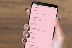 Cách khắc phục lỗi màn hình điện thoại Samsung bị ám đỏ chuẩn nhất