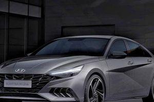 Ô tô Hyundai Elantra thế hệ mới đẹp long lanh sắp trình làng có gì hay?