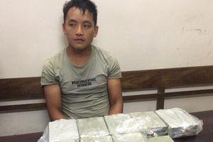 Bắt giữ hàng trăm kg ma túy và 9 khẩu súng trong 'Tháng cao điểm'