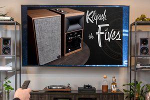 Klipsch The Fives – Đôi loa active hoàn hảo để kết nối TV