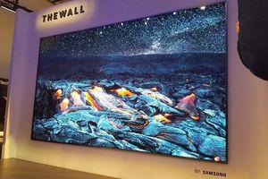 Samsung có thể trì hoãn ngày ra mắt TV MicroLED
