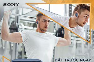 Sony ra mắt tai nghe TRULY WIRELESS- tai nghe thể thao chống ồn WF-SP800N giá 4,8 triệu