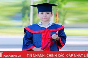 Cậu học trò Hà Tĩnh 'có duyên' với nhiều giải thưởng