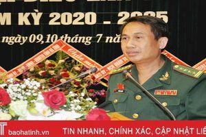 Bí thư Đảng ủy - Chính ủy BĐBP Hà Tĩnh và những mục tiêu nhiệm kỳ 2020-2025