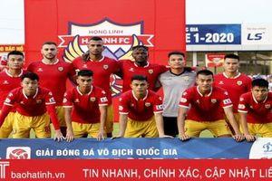 Trận derby Xứ Nghệ trên sân Vinh: Hồng Lĩnh Hà Tĩnh có làm nên chuyện?