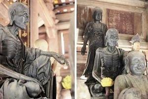Tượng Tuyết Sơn ở Đồng bằng Bắc bộ