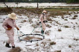 25 năm Việt Nam-Hoa Kỳ: Những người hồi sinh vùng 'đất chết'