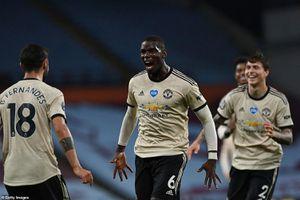 Fernandes, Greenwood, Pogba ghi bàn, M.U chỉ còn kém Leicester 1 điểm