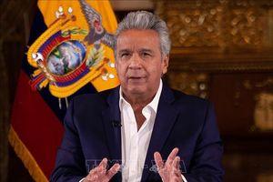 Tổng thống Ecuador thay đổi một phần nội các