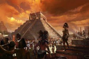 Khu mộ cổ 12.000 tuổi đột ngột xuất hiện vén bức màn bí mật chưa từng công bố của người Maya