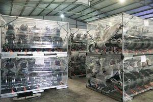 Pega chính thức xuất khẩu xe điện sang thị trường Cu Ba