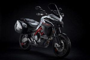 Ducati Multistrada 950 S 2020 thêm tùy chọn 'màu áo' mới, thể thao hơn