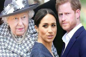 Dù được bảo vệ hết lần này đến lần khác, Meghan vẫn đột ngột lên tiếng nói Hoàng gia Anh đã hủy hoại danh tiếng của mình