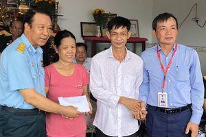 Hội Cựu chiến binh PV GAS trao tặng nhà nghĩa tình đồng đội