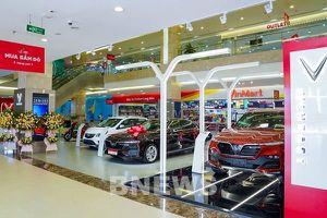 VinFast đồng loạt khai trương 27 showroom mới tại 25 tỉnh, thành phố