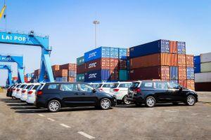 THACO tiếp tục xuất khẩu ô tô ra thị trường nước ngoài