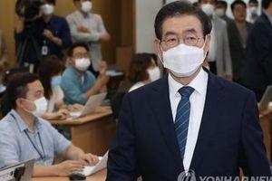 Bác tin phát hiện thấy thi thể của Thị trưởng Seoul mất tích