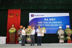 Petrolimex Hà Nội ra mắt chủ tịch và giám đốc mới