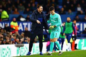 Lampard và bài toán mang tên Kepa