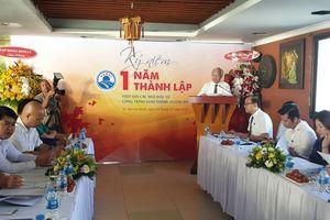 Hiệp hội Các nhà đầu tư công trình giao thông đường bộ Việt Nam kỷ niệm 1 năm thành lập