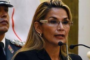 Nữ Tổng thống Bolivia nhiễm COVID-19