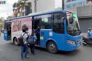 TP HCM ra mắt ứng dụng kết hợp xe buýt và xe ôm công nghệ