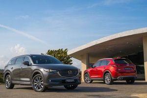 THACO đồng loạt giảm giá xe Kia, Mazda và Peugeot