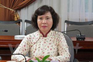 Cựu Thứ trưởng Hồ Thị Kim Thoa từng có những sai phạm gì?