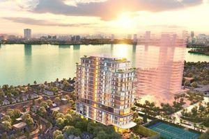 Giá trị độc bản của căn hộ sở hữu tầm nhìn triệu đô hướng Hồ Tây