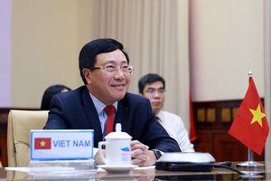 Hợp tác Mê Kông - Nhật Bản hỗ trợ hiệu quả phục hồi kinh tế sau đại dịch Covid-19