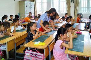 Thành phố Hồ Chí Minh: Nhiều nét mới trong tuyển sinh lớp 1