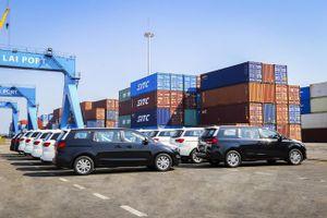 THACO xuất khẩu ô tô sang Thái Lan