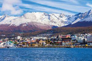 Ushuaia - ''nơi tận cùng thế giới''