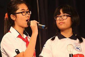 Học sinh trường THPT chuyên sắp tranh tài tại cuộc thi hùng biện 'Speak to Lead'