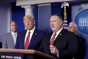 Washington tìm kiếm tổ chức thay thế WHO để rót tiền tài trợ