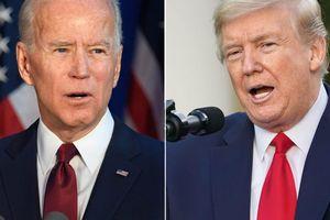 Joe Biden phê phán ông Trump 'quá tập trung vào thị trường chứng khoán' trong dịch bệnh