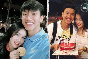 Trước ngày trở về nước, cầu thủ Văn Hậu và bạn gái lâu năm dính tin đồn 'đường ai nấy đi'