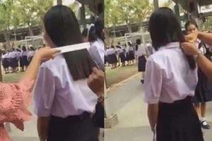 Học sinh bị khủng hoảng tâm lý vì thầy giáo cắt tóc cho quá xấu, Thái Lan phải ra lệnh cấm