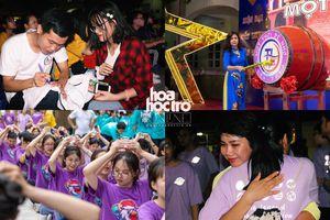 Hà Nội: Buổi lễ ra trường đầy xúc động của các bạn học sinh lớp 9 THCS Thăng Long