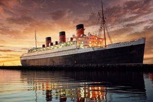 Khách sạn bên trong con tàu ma ám nổi tiếng nhất nước Mỹ