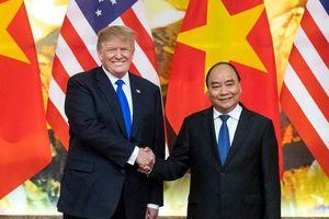 Quan hệ Việt - Mỹ tiến chặng đường dài sau 25 năm