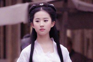 Ảnh hậu trường phim võ thuật 12 năm trước của Lưu Diệc Phi