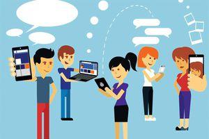 Giới trẻ nghiện tô mình trên mạng xã hội